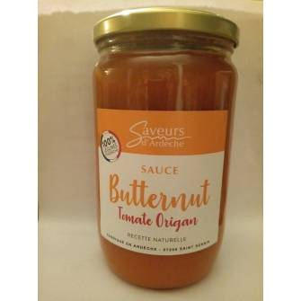 Sauce butternut tomate...