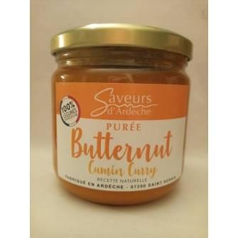 Purée de butternut cumin...